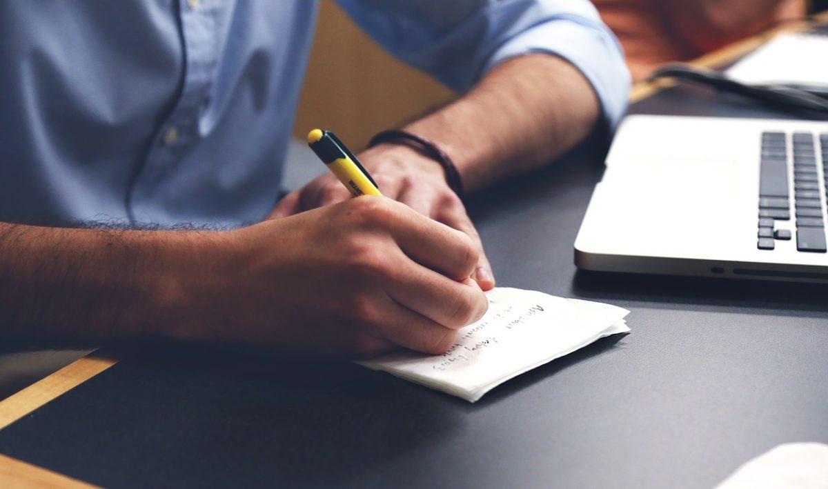 Bli bättre på att skriva